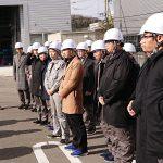 |鉄道|大鉄工業見学会を開催しました